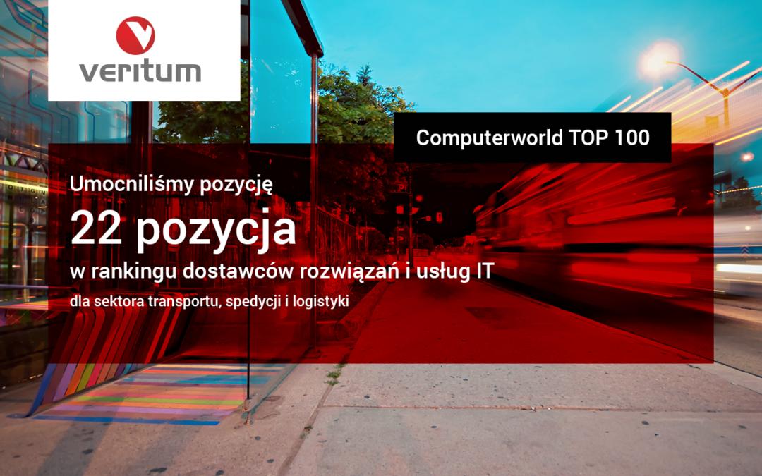 W ostatnim rankingu TOP200 Computerworld Numer 1 o polskim IT zdobyliśmy i/lub utrzymaliśmy pozycję w aż 7 kategoriach.