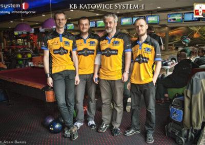 katowice bowling veritum system jeden drużyna