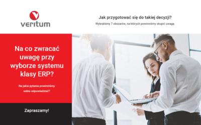 Na co zwracać uwagę przy wyborze systemu klasy ERP?