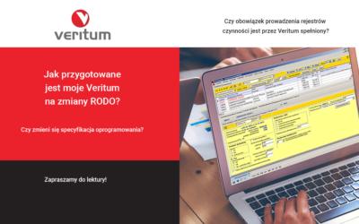 RODO a system Veritum
