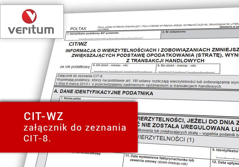 CIT/WZ, wsteczne rozliczenie straty podatkowej oraz przelewy na rachunek z białej listy – zmiany podatkowe