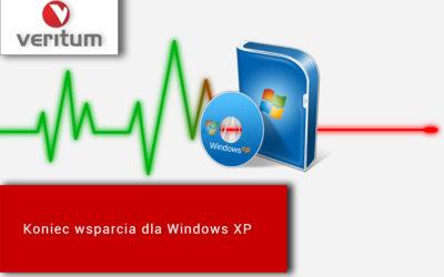 Koniec wsparcia dla Windows XP